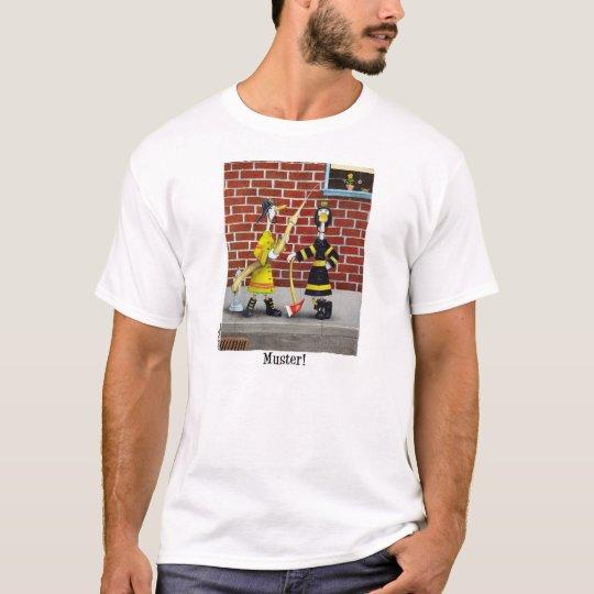 """¡Asamblea de la camiseta de las ampollas """"! """""""