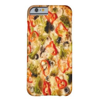 Ascendente cercano de la pizza funda barely there iPhone 6