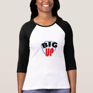 Ascendente grande camisetas