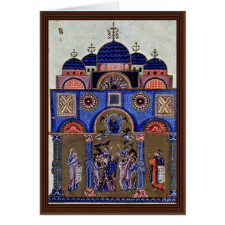 Ascensión (ms Gre de Bilbiothèque Nationale De Tarjeta