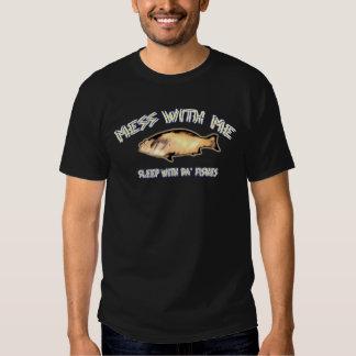 Asegurados de la mafia camisetas
