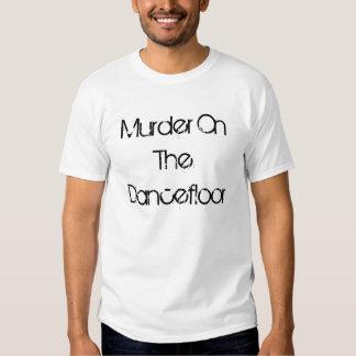 Asesinato en la camisa de Dancefloor