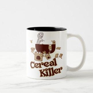 Asesino $18,95 del cereal tazas