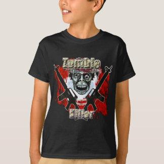 Asesino 4 del zombi camiseta