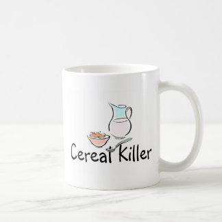 Asesino del cereal tazas