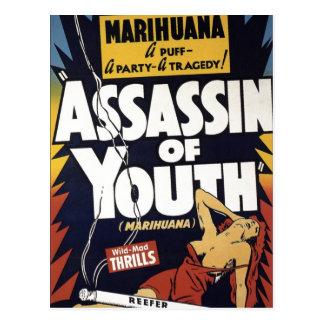 Asesino postal de la juventud
