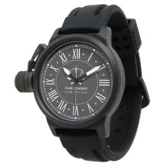 ASESORÍA JURÍDICA el | Personalizable clásico Reloj