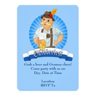 ¡Asga una cerveza! Invitaciones del fiesta de Invitación 12,7 X 17,8 Cm