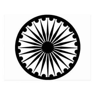 Ashoka Chakra Postal