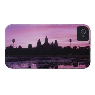 Asia, Camboya, Siem Reap, Angkor Wat (B. 12mo 2 iPhone 4 Case-Mate Coberturas