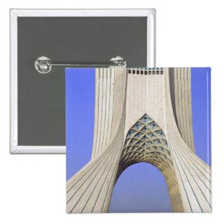 Asia, Irán, Teherán. Monumento de la libertad en A Pins