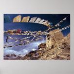 Asia, la India, Ladakh, Leh. Conocido como poco Posters