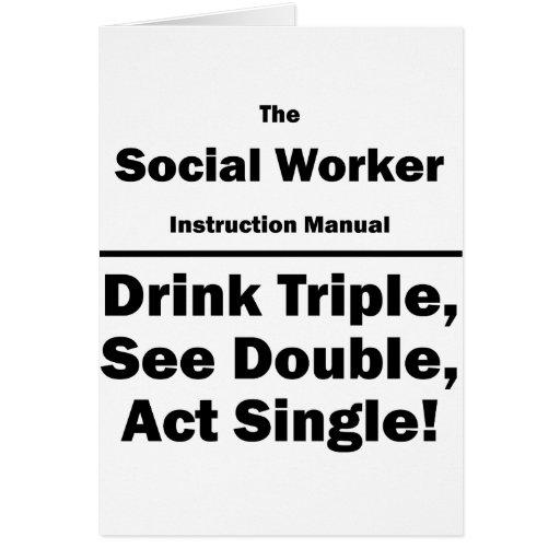 asistente social felicitaciones