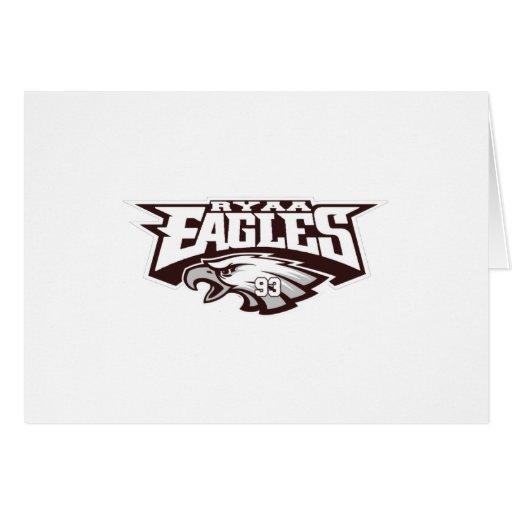 Asociación atlética Ryaa Eagles de la juventud de  Tarjetón
