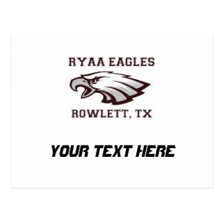 Asociación atlética Ryaa Eagles de la juventud de  Postales