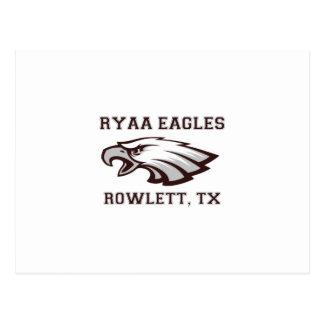 Asociación atlética Ryaa Eagles de la juventud de  Tarjetas Postales