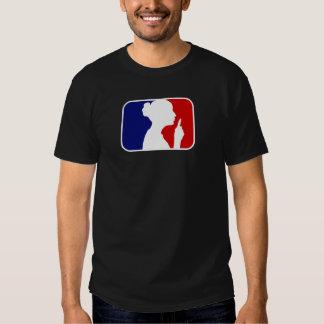 Asociación de bibliotecas nacional (NLA) Camiseta