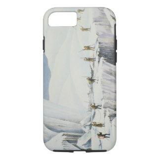 Aspecto frecuente del hielo con los puentes de Sno Funda iPhone 7