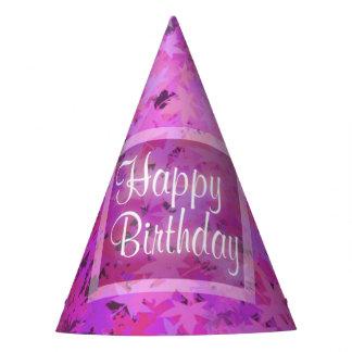 Aspira el gorra de la fiesta de cumpleaños