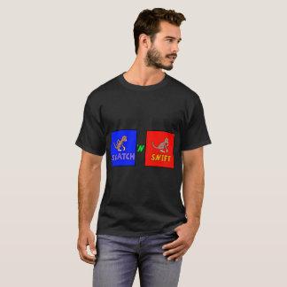 Aspiración de N del rasguño ' Camiseta