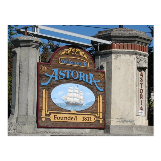 Astoria, Oregon Postal