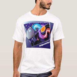 astro-acuario camiseta