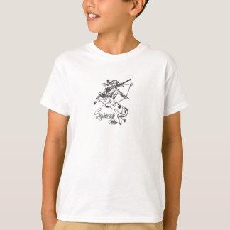 Astrología del top de la holgura de la camiseta