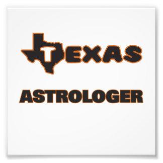 Astrólogo de Tejas Impresión Fotográfica