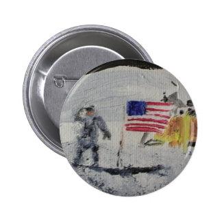 astronauta (2).JPG Chapa Redonda De 5 Cm