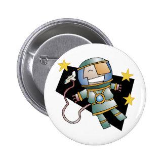 Astronauta Pins