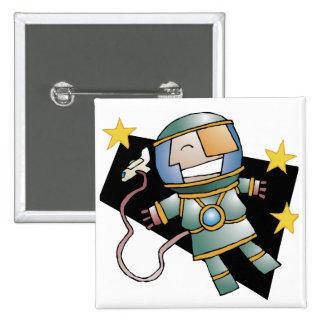 Astronauta Pin