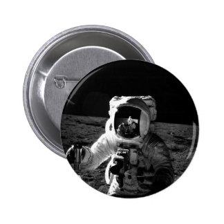 Astronauta Chapa Redonda 5 Cm