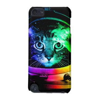 Astronauta del gato - gato del espacio - gatos carcasa para iPod touch 5G