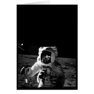 Astronauta Tarjeta De Felicitación