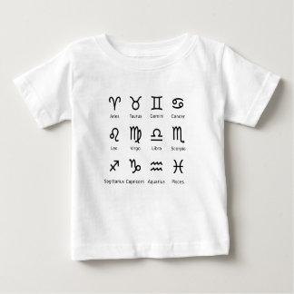 astros camiseta de bebé