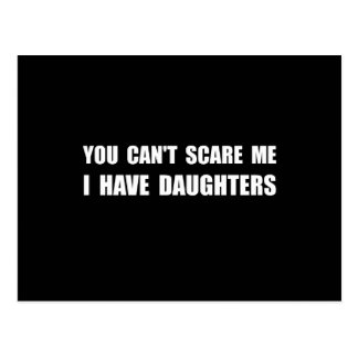 Asústeme las hijas postal
