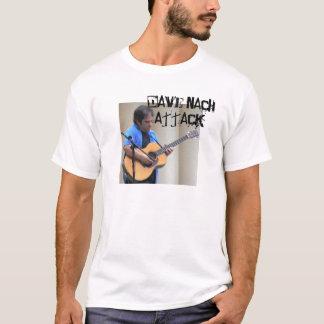 Ataque de Dave Nach Camiseta