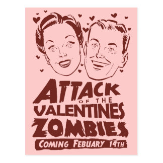 Postales Be My Valentine - Tarjetas postales Zazzlees