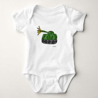 ¡Ataque del tanque! Mamelucos del bebé