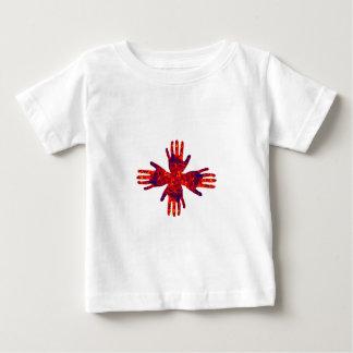 Atascamientos espirituales camiseta de bebé