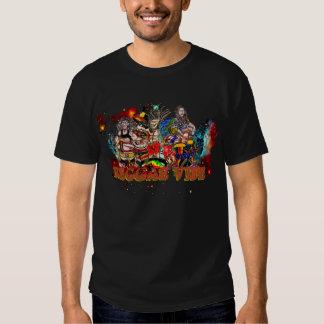 Atascos del reggae camisetas
