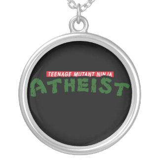 Ateo adolescente de Ninja del mutante Colgante Redondo