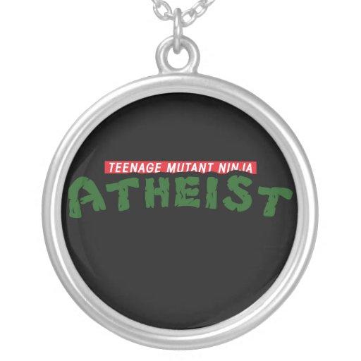 Ateo adolescente de Ninja del mutante Colgante