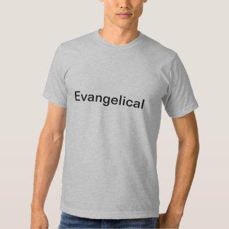 Ateo evangélico camisetas