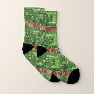 Aterrice los calcetines para mujer de los hombres