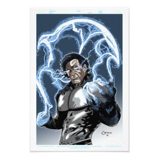 Athos - poder extremo - impresión del 13in del x foto