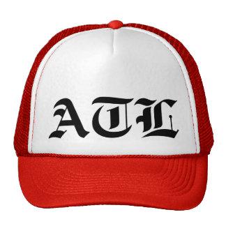 ATL - ¡Gorra del camionero de ATLANTA! Gorros