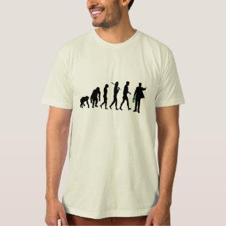 Atleta para hombre y para mujer del trabajo de la camisas