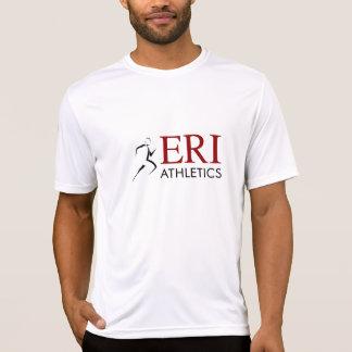 Atletismo de ERI - camiseta de la Micro-Fibra del