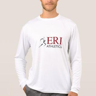 Atletismo de ERI - deporte largo blanco de la Camisetas